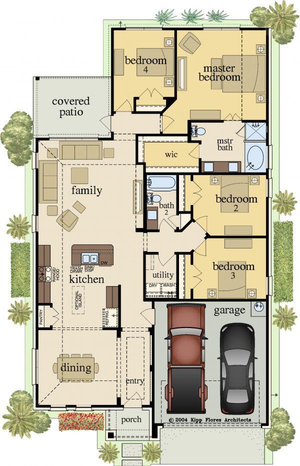 Floor-Plan-1-600x932 Venetian Plan Carothers Executive Homes on