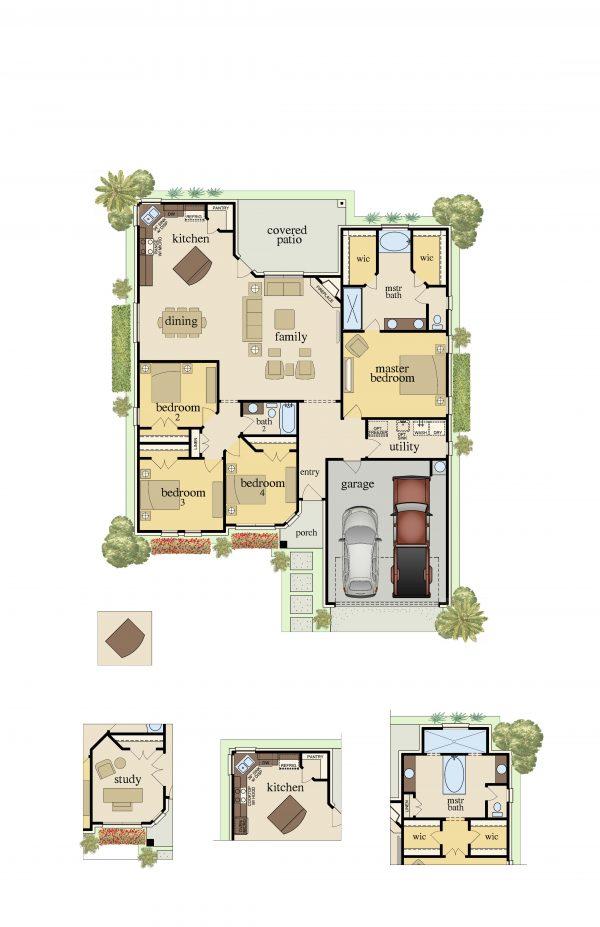 Plan-2094-Marketing-FP1-600x927 Venetian Plan Carothers Executive Homes on